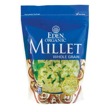 Eden Organic Millet Whole Grain