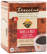 Teeccino Vanilla Nut Roasted Herbal Tea