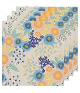 Now Designs Napkin Set Rosa