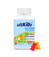 allKiDz Naturals Multi Gummy Bears Vegetarian