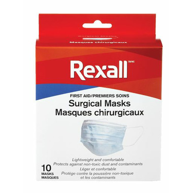 Rexall Surgical Masks