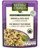 Seeds of Change Organic Brown & Red Rice with Chia & Kale