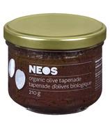 NEOS Organic Olive Tapenade
