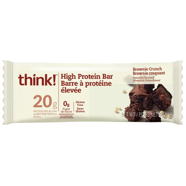 think! High Protein Bar Brownie Crunch