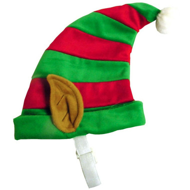 Kyjen Holiday Elf Hat for Large Dogs