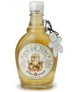 The Ginger People Organic Fiji Ginger Syrup