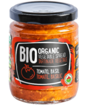 Rudolfs Organic Vegetable Spread Tomato & Basil