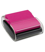 Post-it Colour Super Sticky Pop-Up Notes Dispenser Black