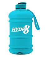 Hydr8 Water Bottle Aqua Blue