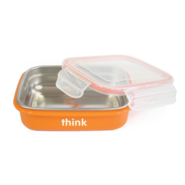 Thinkbaby Bento Box Orange