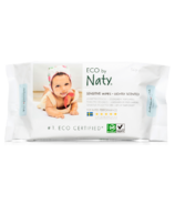 Eco by Naty Eco Sensitive Wipes