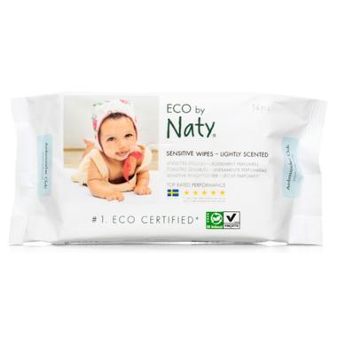 Eco by Naty Eco Sensitive Wipes