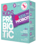Welo Kids Probiotic Bars Double Chocolate