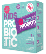 Welo Kids Probiotic Bars Double Chocolate