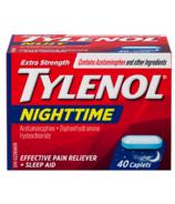 Tylenol Extra Strength Nighttime Caplets