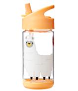 3 Sprouts Water Bottle Llama