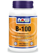 NOW Foods B-100 Sustained Release