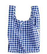 Baggu Baby Baggu Reusable Bag in Blue Gingham