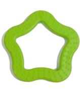bioserie Toys Star Teether Green