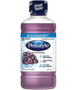 Pedialyte Electrolyte Drink Oral Rehydration Solution Grape