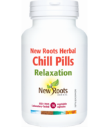 New Roots Herbal Chill Pills