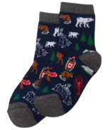 Hatley True North Kids Crew Socks