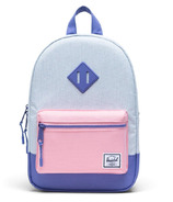 Herschel Supply Heritage Kids Ballad Blue, Candy Pink & Dusted Peri