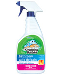 Scrubbing Bubbles Bathroom Cleaner Mildew Stain Remover with Bleach