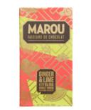 Marou 69% Ginger & Lime Chocolate