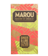 Marou 69% Ginger & Lime Chocolate