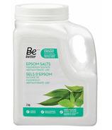 Be Better Epsom Salts Eucalyptus & Spearmint