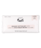 Nest Designs Organic Cotton Dry Baby Wipes