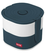 Russbe Air Seal Double Stack Bento Navy