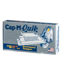 NOW Foods Cap M Quik 0&1 Size Accessory Tamper