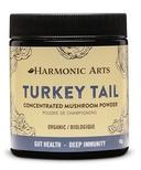 Harmonic Arts Turkey Tail Concentrated Mushroom Powder