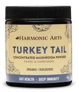 Harmonic Arts Turkey Tail Concentrated Mushroom Powder