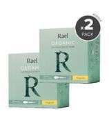 Rael Organic Regular Pad Bundle