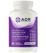 AOR Lysine, Vitamin C & Hyaluronic Acid