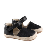 Robeez First Kicks Kelly Espadrille Black