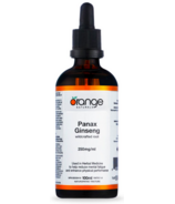 Orange Naturals Panax Ginseng Tincture