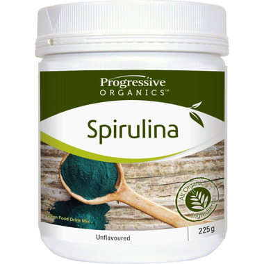 Progressive Organics Spirulina Unflavoured