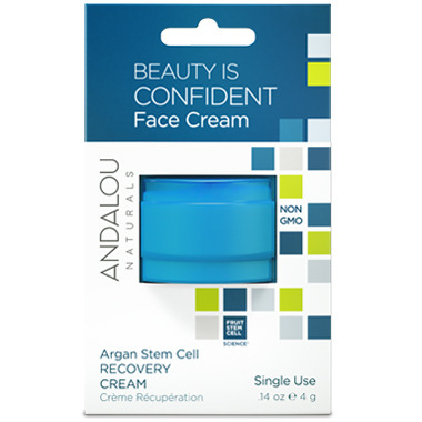 ANDALOU naturals Argan Stem Cell Recovery Cream Pod