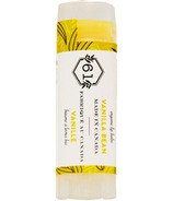 Crate 61 Organics Vanilla Lip Balm 3 Pack