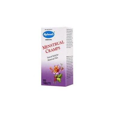 Hyland\'s Homeopathic Menstrual Cramps