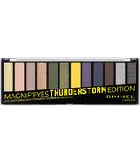 Rimmel London Magnif'eyes Eyeshadow Palette Thunderstorm