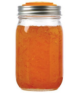Jarware Orange Jelly/Jam Lids