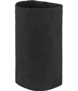 Poche pour bouteille Kanken Fjallraven Noir