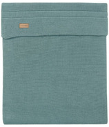 Noppies Organic Cotton Cradle Blanket Knit Norcia Dark Green
