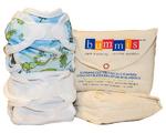 Natural Cloth Diaper Kits