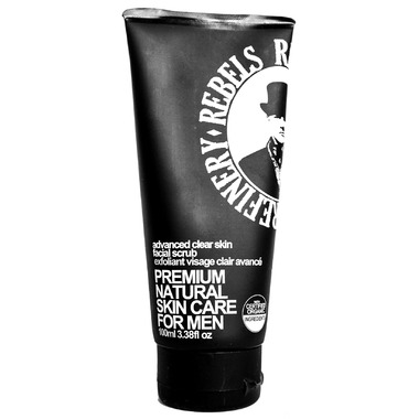 Rebels Refinery Advanced Clear Skin Facial Scrub
